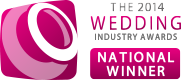 The 2014 Wedding Industry Awards - National Winner